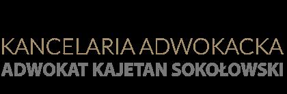 Kancelaria Adwokacka Kajetan Sokołowski